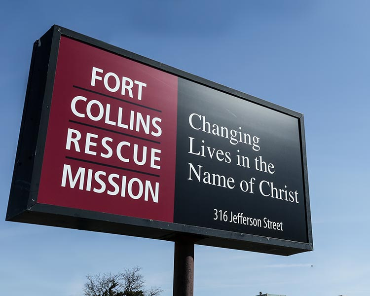 May Brings Change at Fort Collins Rescue Mission